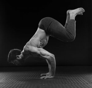 Bent Arm Stand Matt Hill Personal Trainer